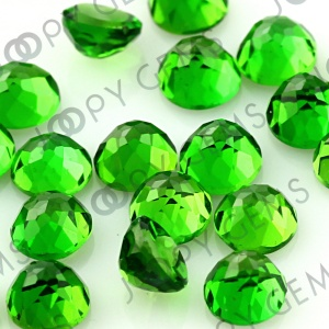 Joopy Gems Chrome Diopside 3mm rose cut round