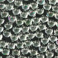 Joopy Gems 4mm green amethyst rose cut round