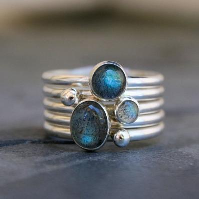 Kira Ferrer labradorite stacking rings.jpg-1