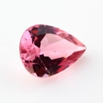 Light Pink Tourmaline Pear, 0.785 carats, 8x5.9x3.2mm, $60