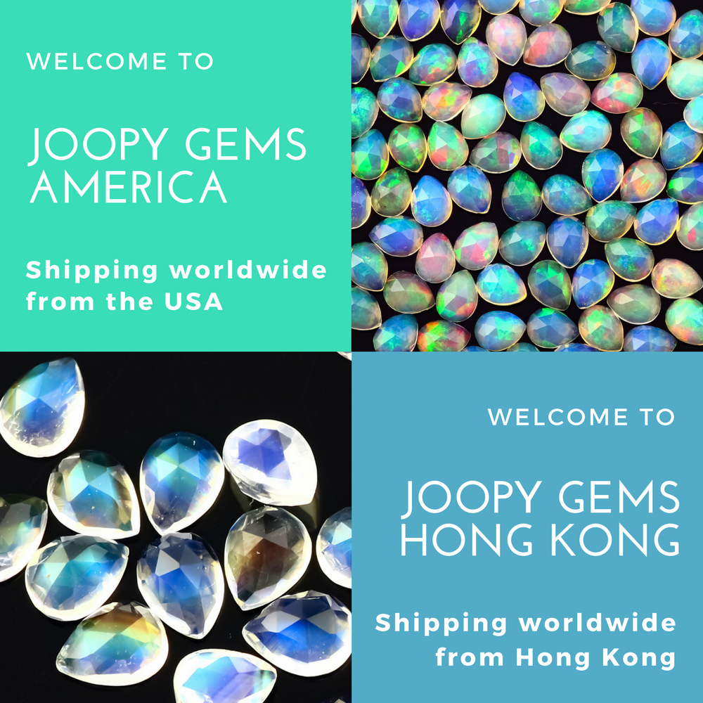 Joopy Gems Etsy store signs