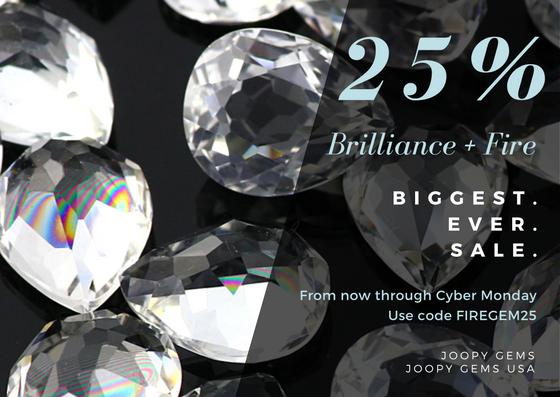 Joopy Gems 25% discount sale