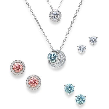 De Beers Lightbox jewellery