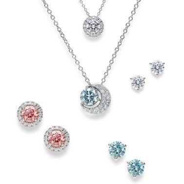 De Beers Lightbox jewellery