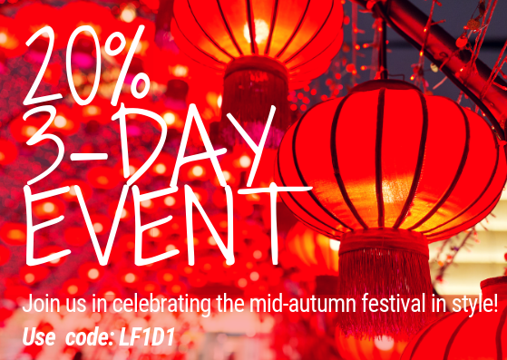 Joopy Gems mid autumn festival offer