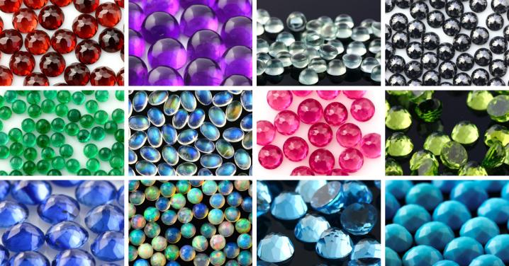 Joopy Gems Birthstones