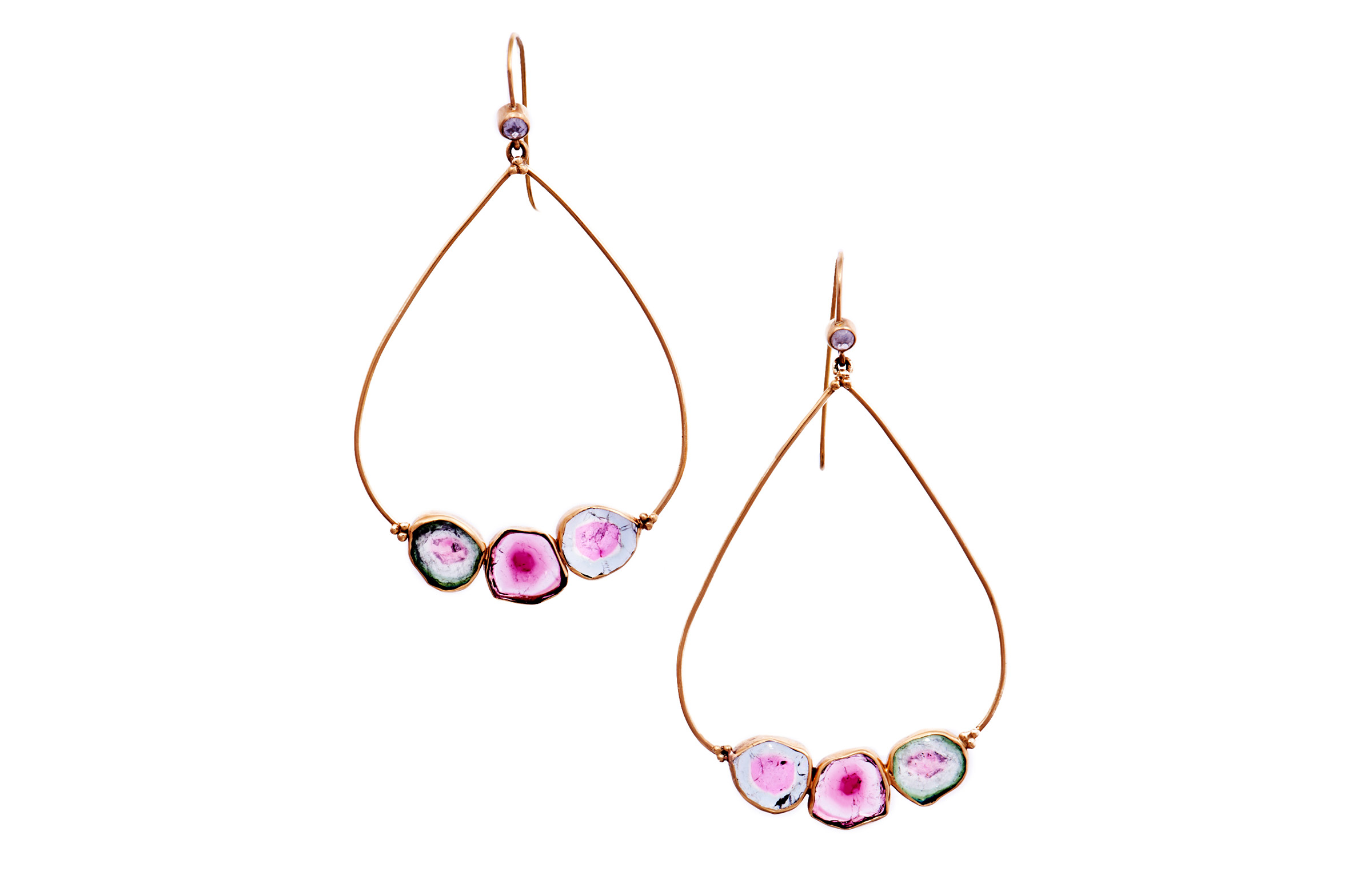 India Mahon India Earrings, $4360