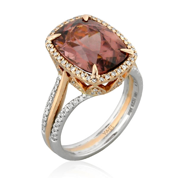 Yael Designs Zircon Ring